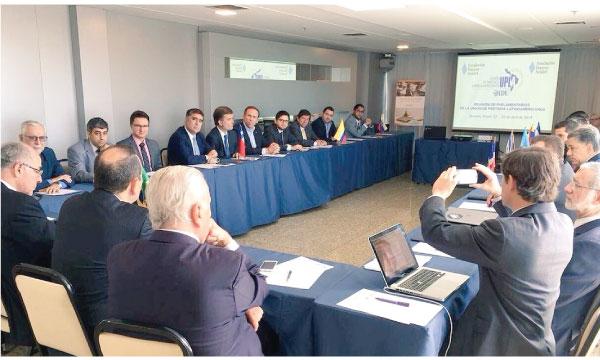Movimiento CREO presente en el Encuentro regional de UPLA para discutir la crisis en América Latina