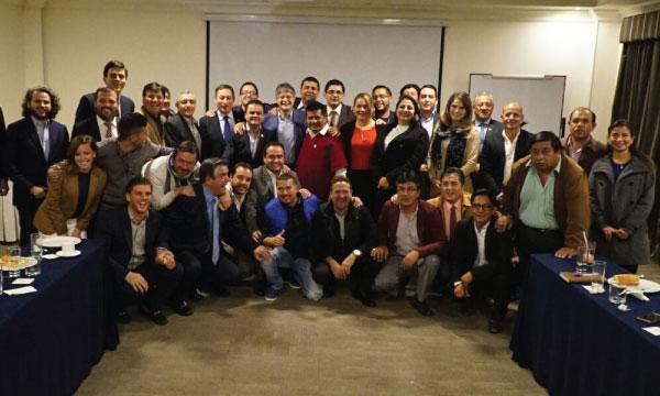 Bloque de CREO planifica su trabajo de legislación y fiscalización para los próximos meses