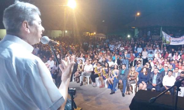 En Loja continúa el fortalecimiento ciudadano de la mano del Prefecto Provincial