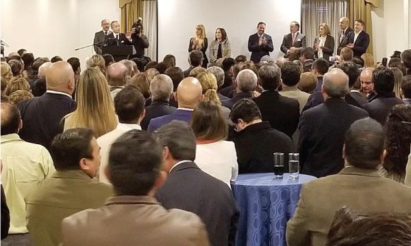 CREO participa en conversatorio ciudadano sobre el futuro político de la provincia de Pichincha