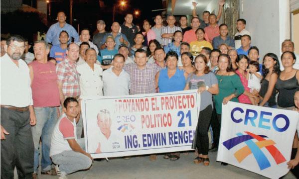 La nueva central cantonal de CREO en Arenillas impulsa el trabajo territorial en El Oro