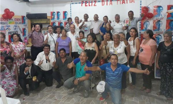 Desde Cisne 2 en Guayaquil continúan los homenajes de CREO a las madres de la provincia