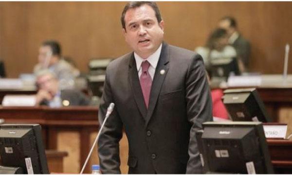 Jefe de Bloque presenta en Quito el nuevo plan de trabajo legislativo para fortalecer la acción política