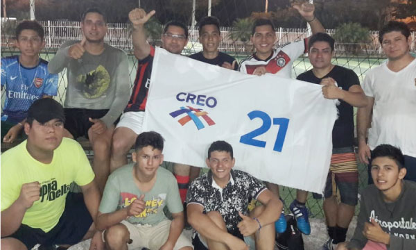 La Directiva del Frente de Jóvenes CREO en Jipijapa continúa con su trabajo territorial de integración