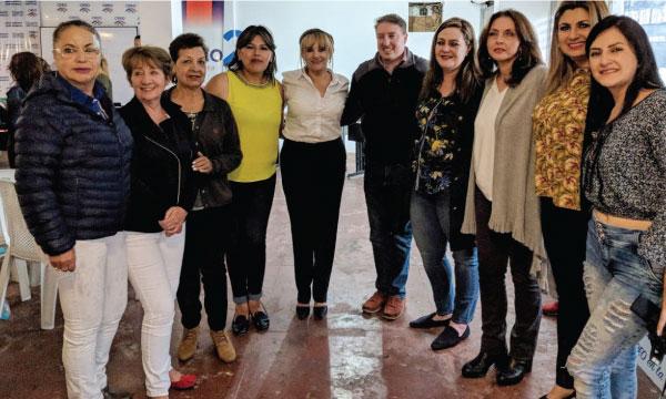 Frente de Mujeres de Pichincha realizó planificación con las directivas cantonales