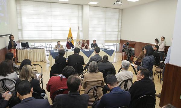 Legisladores de CREO conforman el grupo de parlamentarios en Defensa de la Participación ciudadana