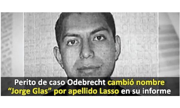 Encarcelan a policía que quiso involucrar a Lasso en la corrupción de Alianza PAÍS, pero nadie explica quien motivó dicha acción