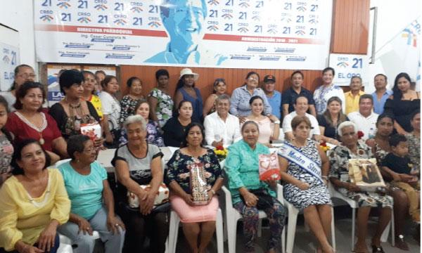Desde Puerto Bolívar en El Oro CREO inicia la celebración por el mes de la Madre