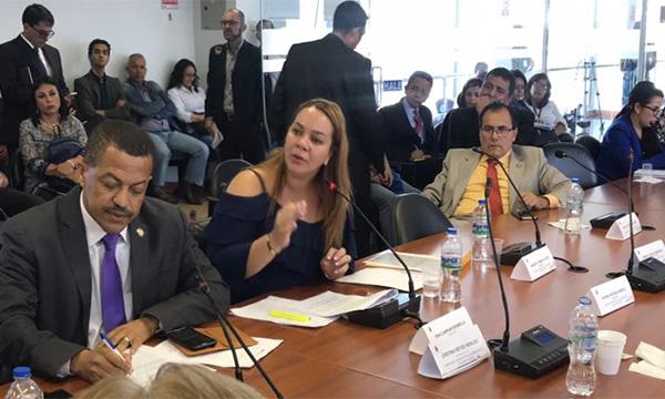 Gerente de EP-FLOPEC compareció ante Comisión de Asambleista Campain
