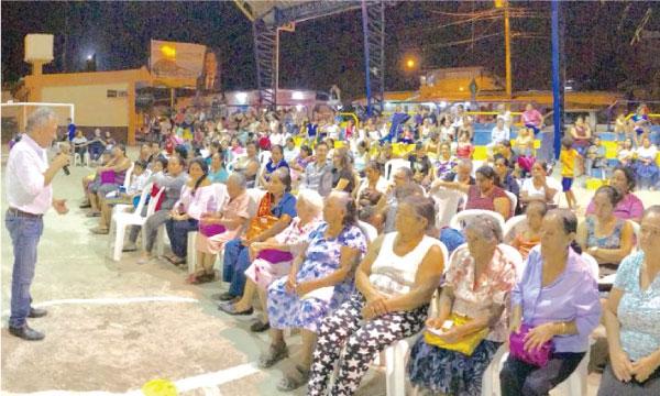 En Santa Rosa CREO celebra a las madres del cantón como parte de su acción social en El Oro