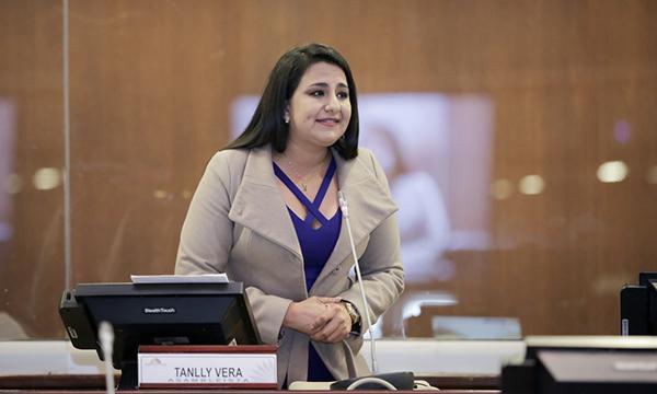 Asambleísta de CREO presentó reformas a la Ley de Solidaridad