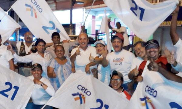 CREO Guayas apertura su nueva central cantonal en El Triunfo y acelera su trabajo con las bases