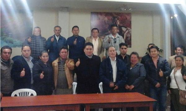 CREO Tungurahua estructura su Directiva Cantonal de Pelileo e inicia su trabajo en parroquias
