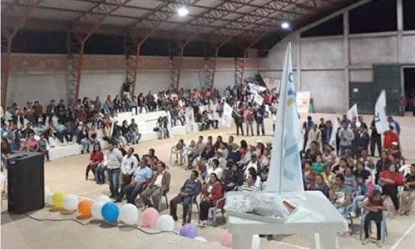 CREO reconoce a su nueva directiva parroquial de Yamaná en el Cantón Paltas, Loja