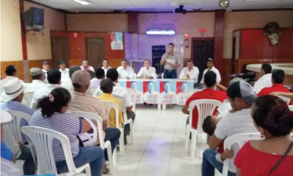 CREO inaugura su nueva central parroquial en General Vernaza para fortalecer su trabajo en Salitre