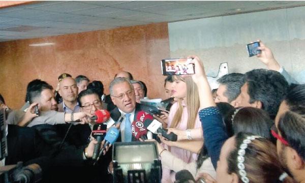 CREO inicia proceso de Juicio Político contra Canciller Correísta