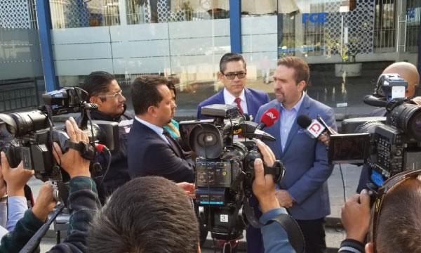Continúa en Fiscalía la investigación del atraco a los medios incautados producto de la denuncia de CREO