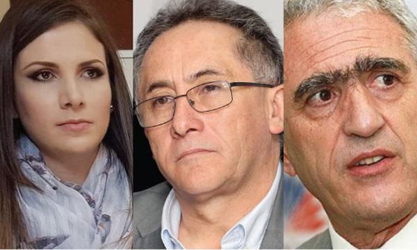 Correístas rinden versión en la Fiscalía tras denuncia de Asambleísta Ana Galarza