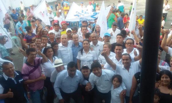 CREO Colimes acelera sus recorridos territoriales para fortalecer la estructura de Guayas