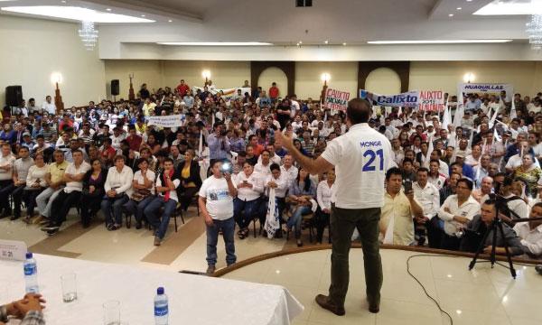 CREO continúa su trabajo de fortalecimiento territorial desde el cantón Santa Rosa en El Oro