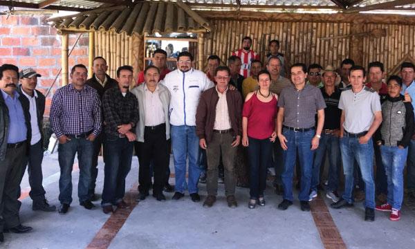 Desde Gualleturo CREO trabaja con su directiva Parroquial para las elecciones seccionales de Cañar