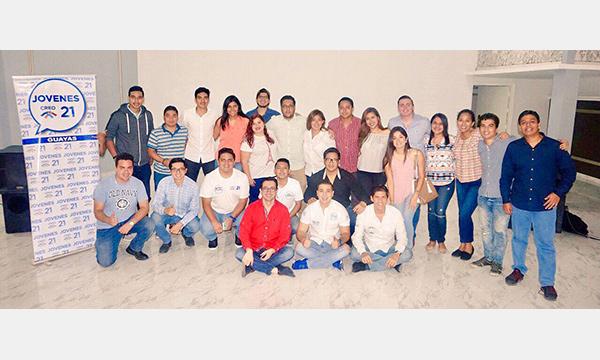 El Frente de Jóvenes CREO fortalece sus procesos de capacitación en comunicación política