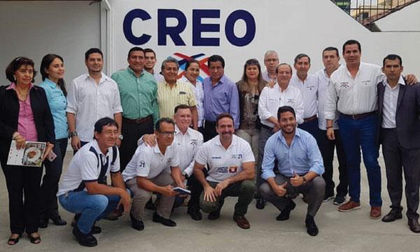 CREO alista la apertura de su nueva sede en Machala como parte de su proceso de fortalecimiento