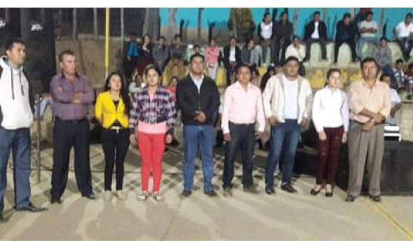 La Parroquia 12 de Diciembre del cantón Pindal continúa su trabajo territorial para fortalecer a CREO Loja