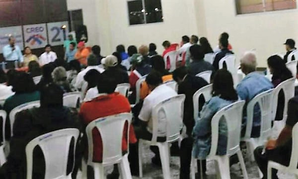 CREO Santa Elena continúa su trabajo de fortalecimiento territorial con las bases