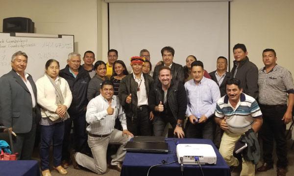 CREO Sucumbíos ejecuta taller de trabajo estratégico con su Directiva Provincial y define su ruta al 2019