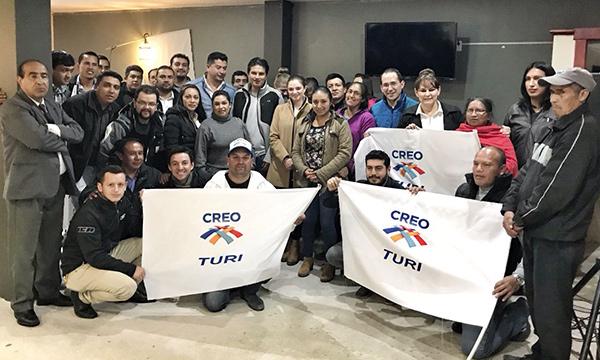 CREO Azuay fortalece su estructura territorial con su directiva desde la comunidad de Tocabamba