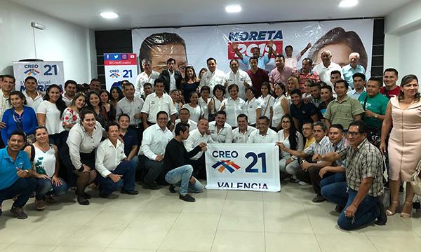 La directiva provincial de Santo Domingo fortalece su agenda política para el último trimestre del año