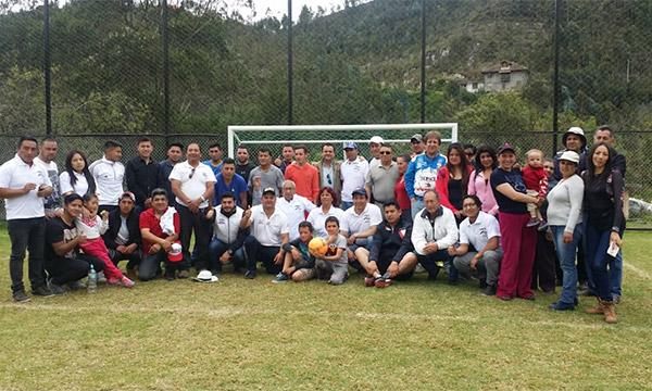 En la Parroquia El Valle se desarrolla el trabajo político y territorial de CREO Azuay