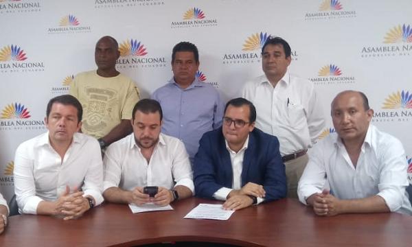 Asambleísta de CREO Guayas presenta un proyecto ciudadano para defender a los habitantes de Monte Sinaí