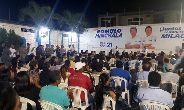 CREO Milagro fortalece sus bases con miras a las elecciones seccionales del 2019