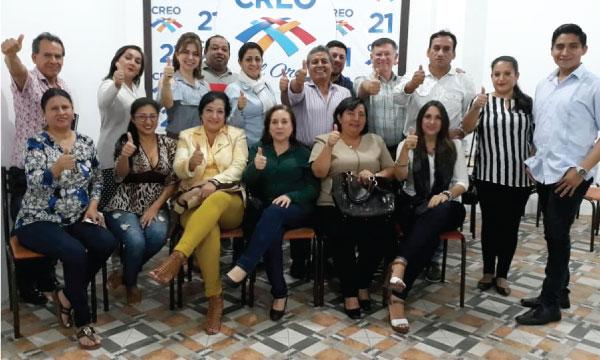 Frente de Profesionales de El Oro trabaja en el fortalecimiento de sus bases