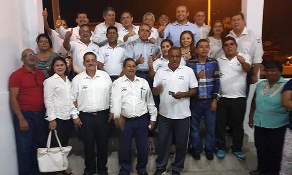 CREO inaugura su nueva Central Política en la parroquia San Carlos de Quevedo para fortalecer su estructura
