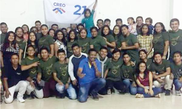 CREO Santa Elena continúa su trabajo de fortalecimiento con su estructura territorial