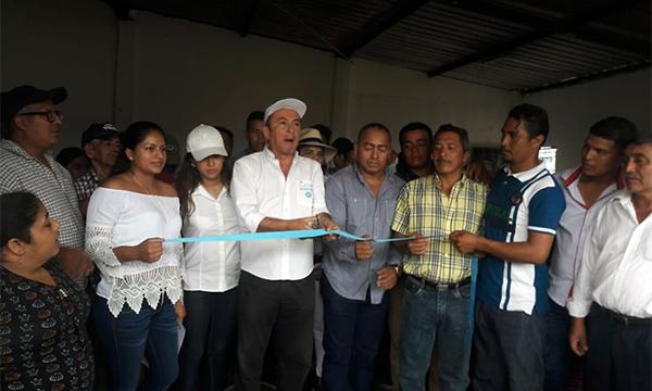 En Simón Bolívar CREO Guayas inaugura su nueva central política de fortalecimiento territorial