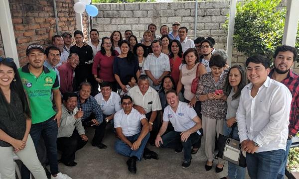 CREO Pichincha posesiona a su nueva Directiva Parroquial de Tumbaco y continúa su trabajo territorial