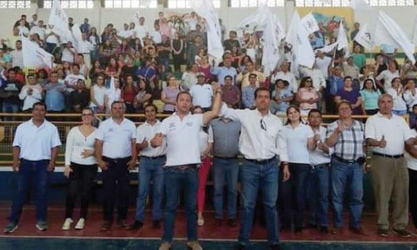 CREO Azuay posesiona a su nueva directiva cantonal de Santa Isabel para fortalecer sus bases