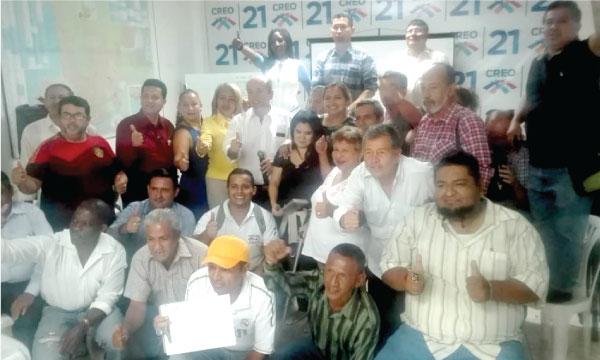 La Dirigencia de CREO Guayas concluye su ciclo de capacitación política con miras al 2019