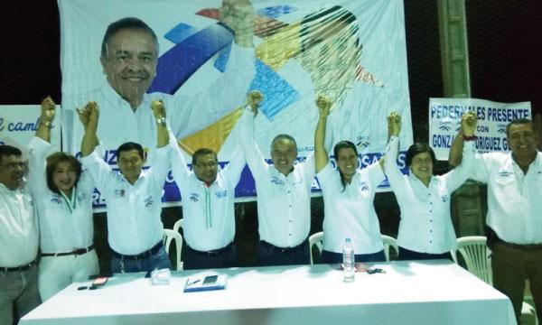 El cantón Jama se prepara con miras a las elecciones seccionales y fortalece su actividad política