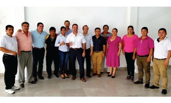 CREO continúa con su trabajo nacional con un taller de planificación política en Zamora con miras al 2019