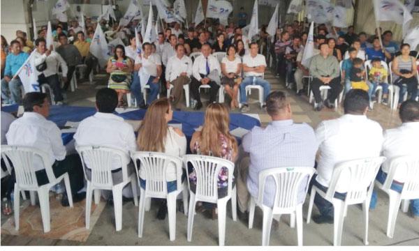 CREO Montecristi define su propuesta electoral ciudadana y trabaja para las seccionales
