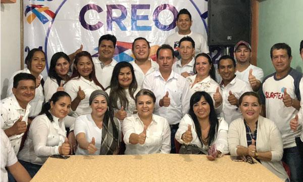 Directiva del Frente de Mujeres de El Oro fortalece su trabajo parroquial desde El Retiro en Machala