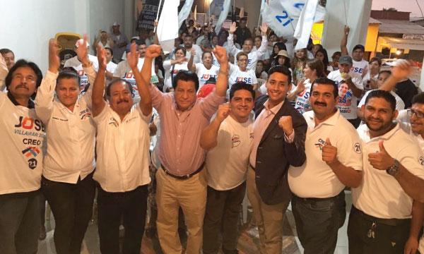 CREO Nobol fortalece la estructura en Guayas y anuncia su fórmula para las seccionales