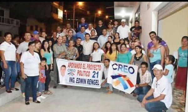 CREO Arenillas prepara a su Directiva Cantonal para fortalecer el trabajo territorial frente al 2019