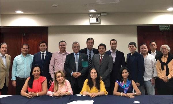 Movimiento CREO participó en foro de Relaciones Internacionales de la Unión de Partidos Latinoamericanos