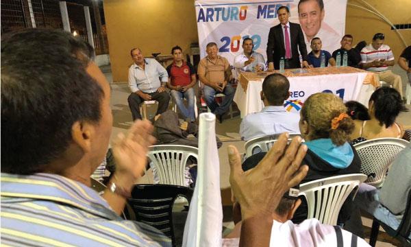 Desde Portoviejo continúa el diálogo ciudadano para fortalecer la propuesta seccional de CREO al 2019